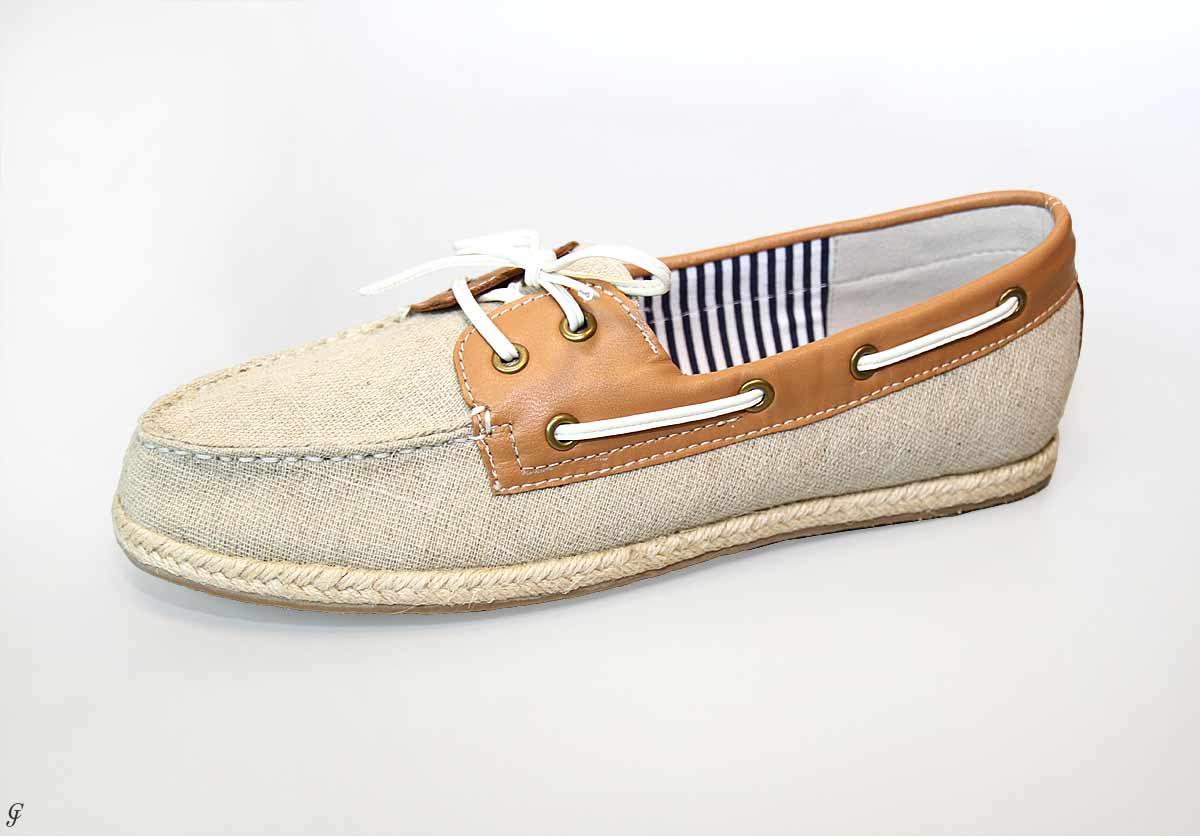 letní dámské boty béžové