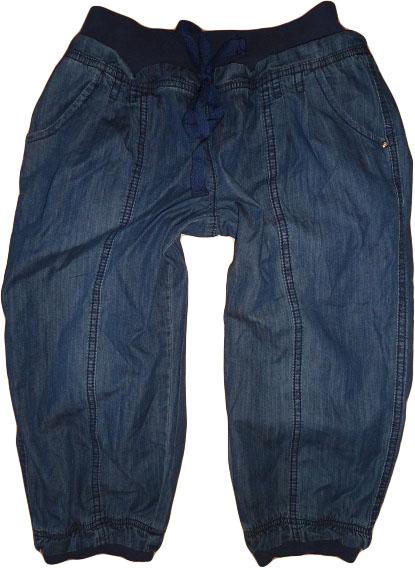 Pumpky - tříčtvrteční kalhoty - kraťasy 003