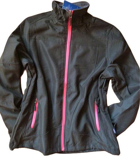 Dámská sportovní bunda - mikina BLACK