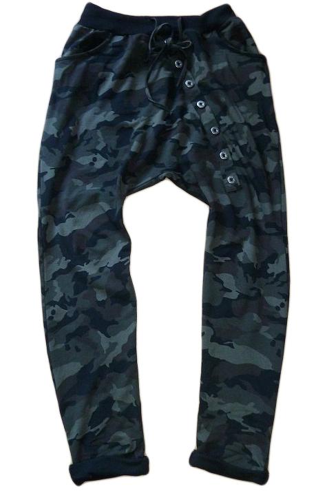 189982aaf601 00  Dámské maskáčové kalhoty