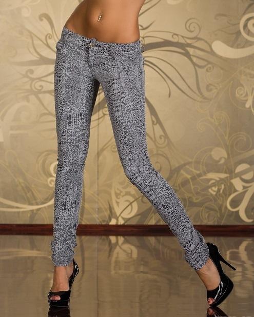 Dámské módní kalhoty REDIAL