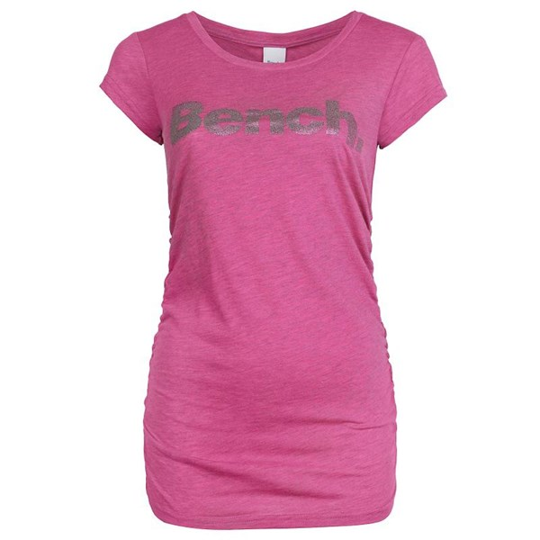 triko BENCH - Deck Star Bright Pink