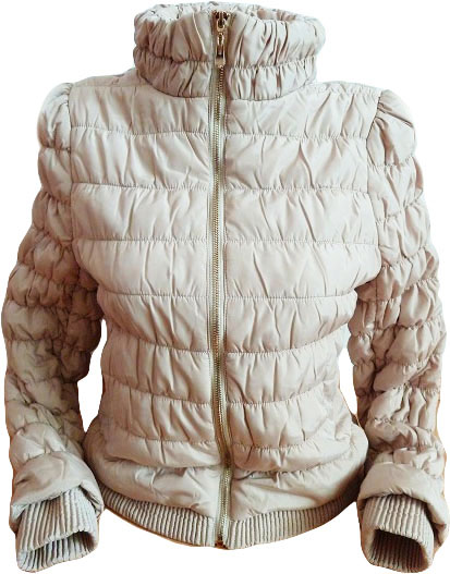 Dámská - dívčí prošívaná bunda