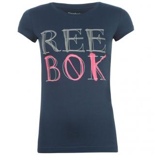 Dámské tričko Reebok Graffiti a1bb0fa659